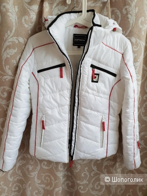 Новая белая куртка Icepeak, 42-44 рр