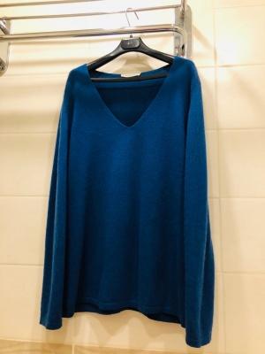 Кашемировый  пуловер RENE LEZARD.Размер M-XL.