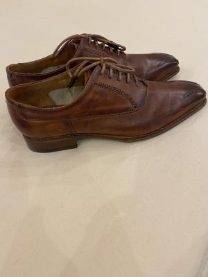 Мужские туфли Zenobi (Италия)р.43
