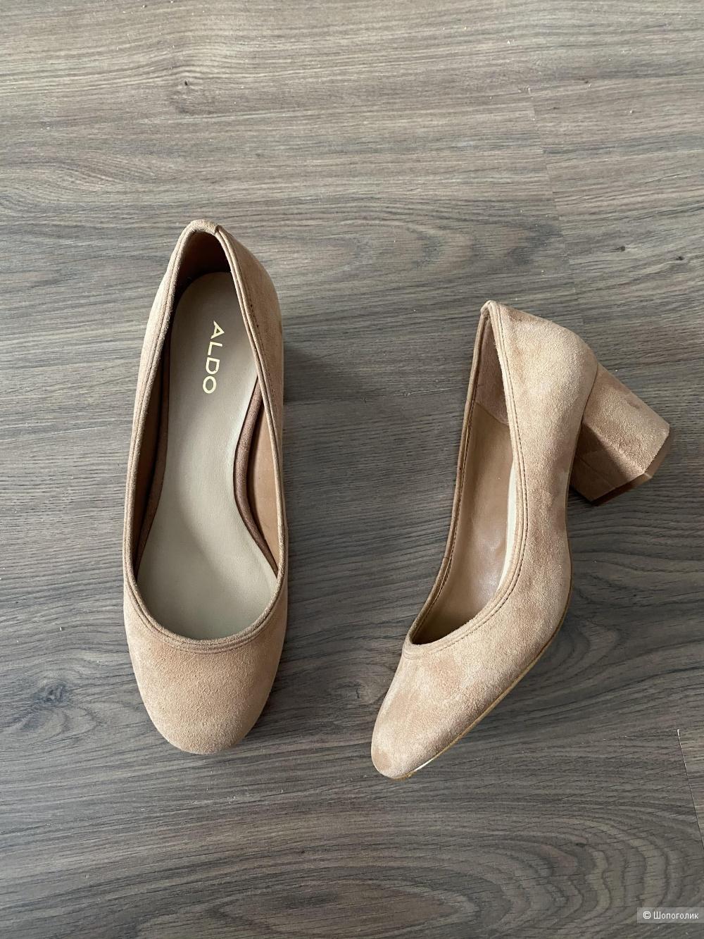 Замшевые туфли Aldo, pp 36