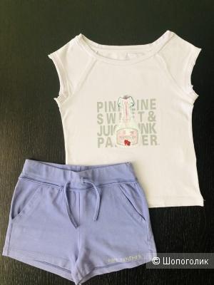 Футболка+шорты Pink Panther, 8лет