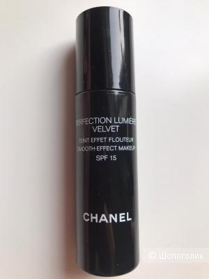 Тональное средство с эффектом сияния Chanel, тон 40.