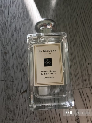 Jo malone Wood Sage & Sea Salt, 100ml