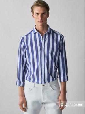 Massimo Dutti рубашка xxl