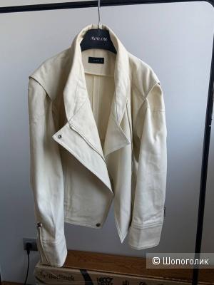 Джинсовая куртка женская, Lime, разм XS