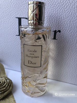 Cruise Collection Escale Aux Marquises Christian Dior, 125 мл.