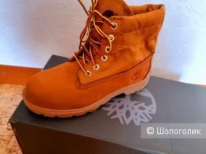Ботинки для мальчика Timberland размер 33