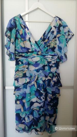 Платье Adrianna Papell  US 8