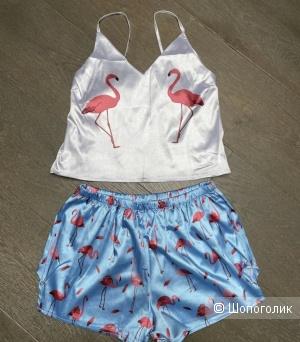 Комплект  пижама Flamingo, 42-46