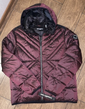 Мужская куртка Karl Lagerfeld Paris размер М