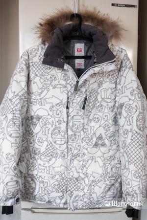 Куртка-пуховик Burton горнолыжная сноубордическая, XL 52