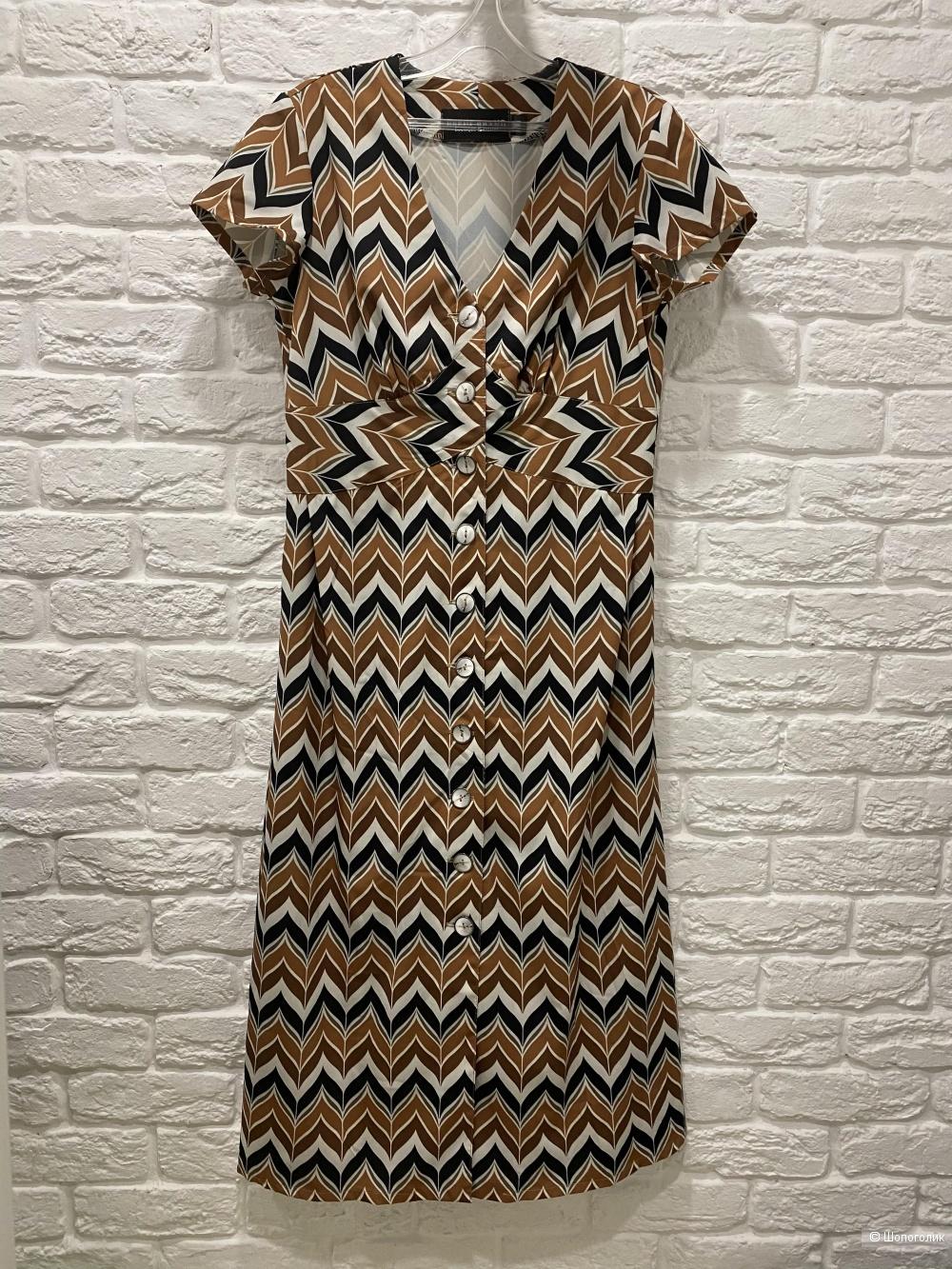 Платье Kseni-brand размер М
