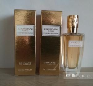 Oriflame Giordani Gold Essenza Sensuale 2 флакона от 30мл.