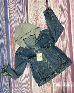 Женская джинсовая куртка р.42-46