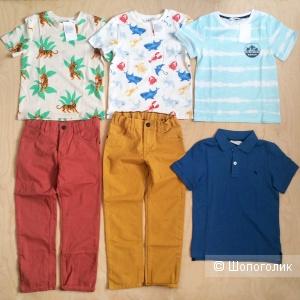Комплект одежды на мальчика размер 110/116