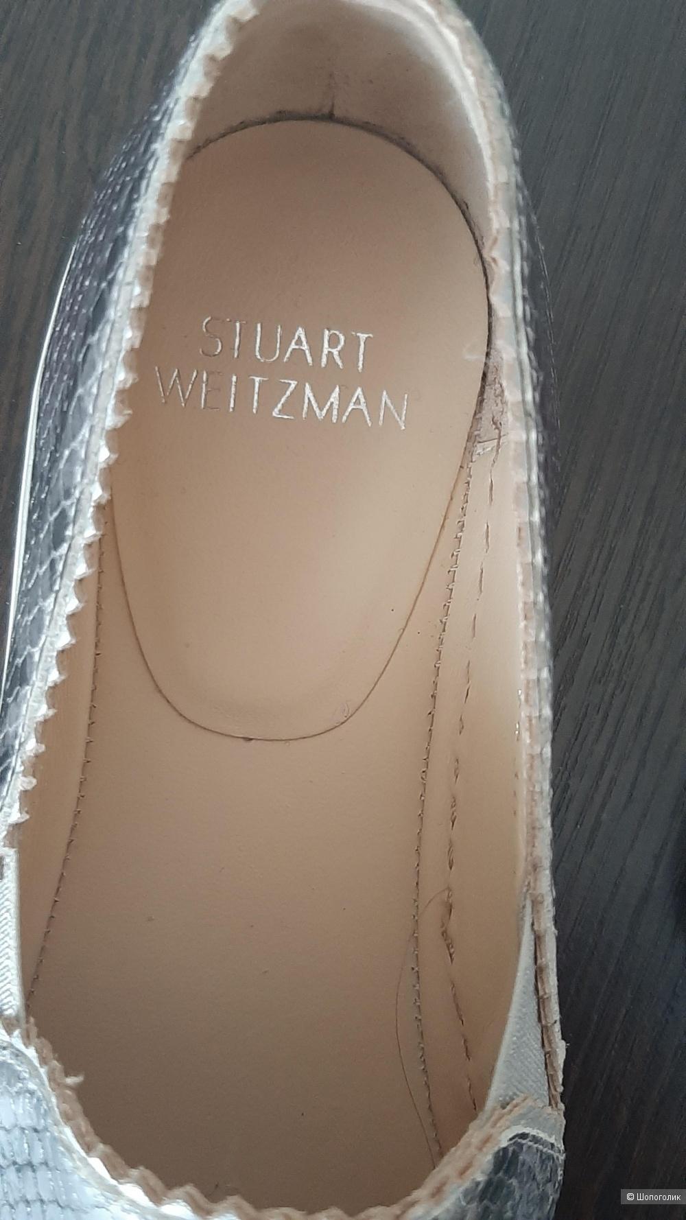 Слипоны Stuart Weitzman , размер 40