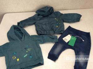 Сет одежды для мальчика 70-80 см