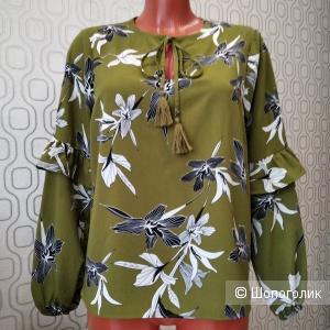 Блузка PAPAYA,размер 46-48