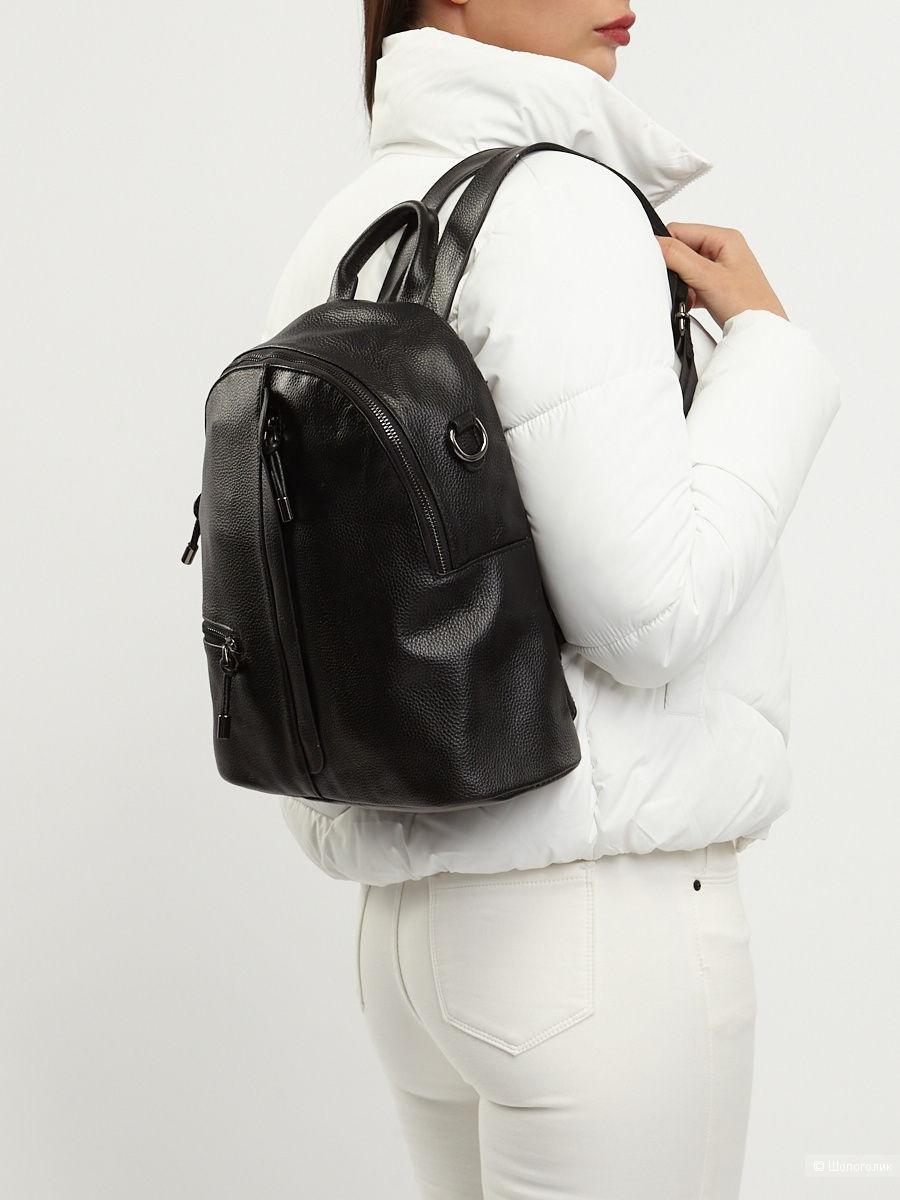 Кожаный рюкзак размер 33-26-11