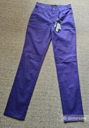 Новые брюки Roccobarocco, 42-44 рр