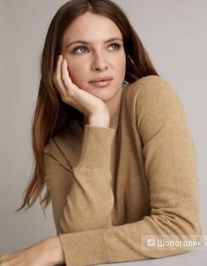 Кашемировый пуловер marks&spencer, размер m