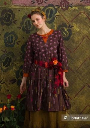 Платье-туника  Gudrun Sjödén, размер 48-52