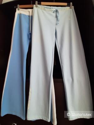 Сет женских спортивных брюк diadora и no name, размер S