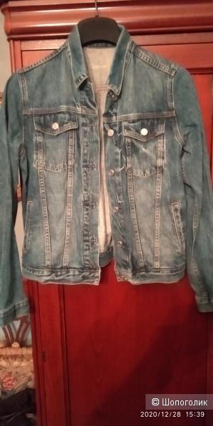 Джинсовая куртка Gap, 48