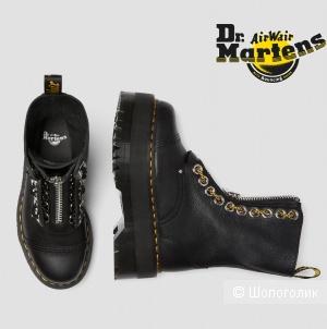 Кожаные ботинки Dr Martens, р.37,5-38,5