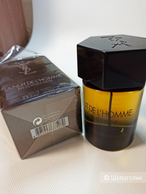 La Nuit De L'Homme Yves Saint Laurent, EDT,100 ml