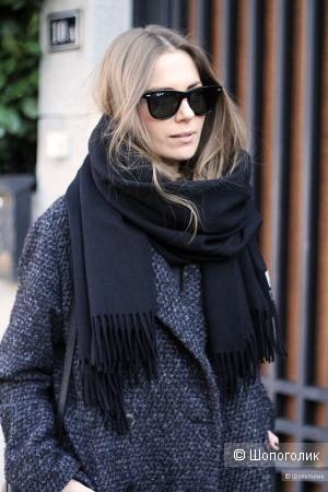 Шерстяной шарф chic, размер 29*165