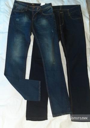 2 джинсов одним лотом, 29-30размер