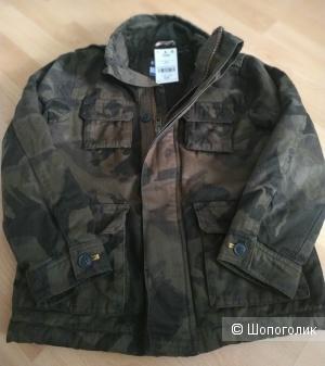 Куртка NEXT 128р.