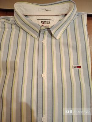 Мужская рубашка Tommy-hilfiger  , размер L