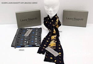 Мужской шарф Laura Biagiotti