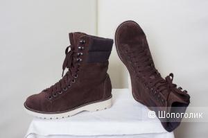 Ботинки EDC by Esprit демисезон замша, 36