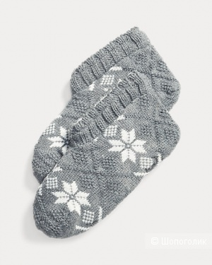 Тапочки-носки Ralph Lauren (размер один, до 39го)