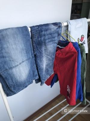 Пакет шорт Zara и H&M д/м 164-170