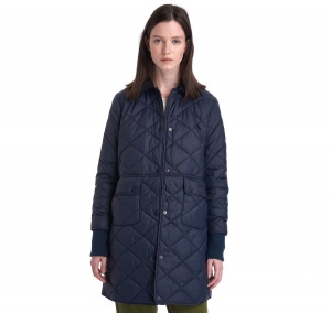 Удлиненная куртка Barbour, UK12