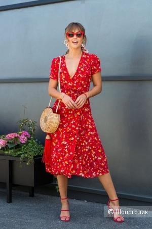 Сет платье  TOMMY HILFIGER , кардиган  H&M. размер 42-44
