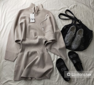 Платье Zara размер S-M-L