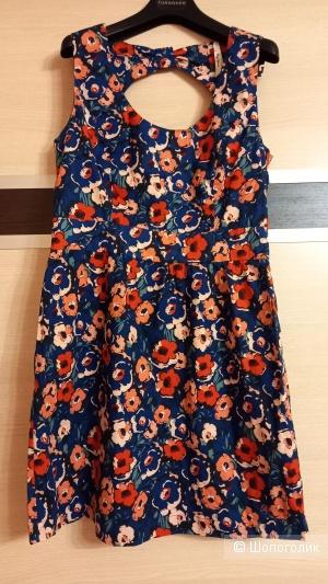 Платье pepe jeans,46 размер