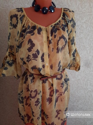 Блуза M&CT, размер 48/50