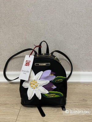Рюкзак Braccialini размер 20 на 21 см
