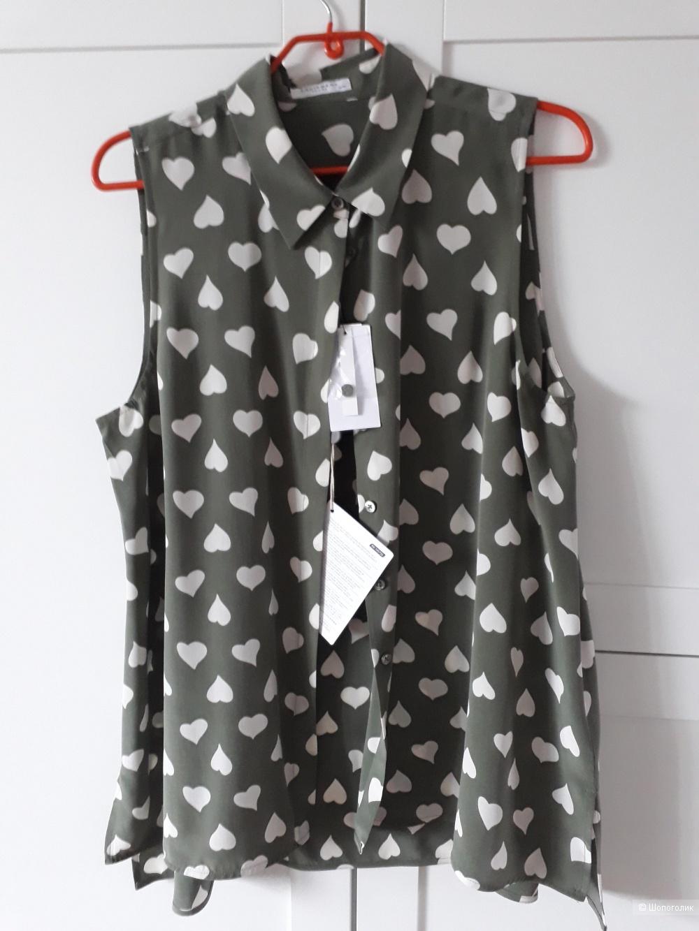 Шелковая блузка Equipment femme , M (46-48)