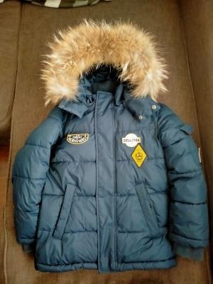 Куртка для мальчика, Gulliver,140cm