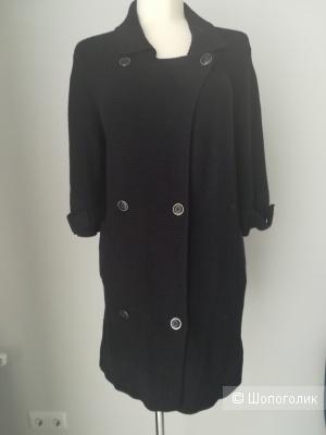 Вязаное пальто кардиган Massimo dutti,M(s-m)