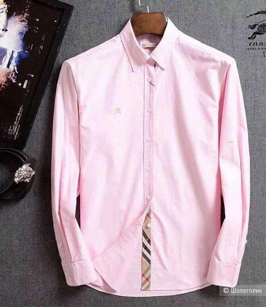 Рубашка Burberry размер М, 44