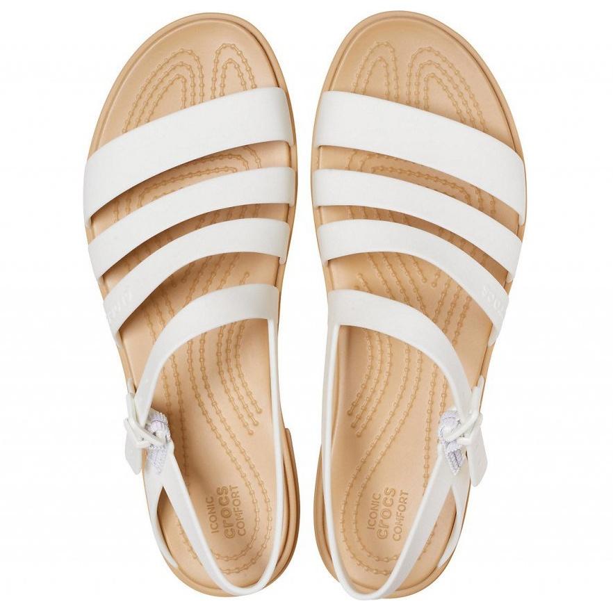 Сандалии CROCS Women's Tulum Sandal размер 36EU, 4UK, w6, 23,5см