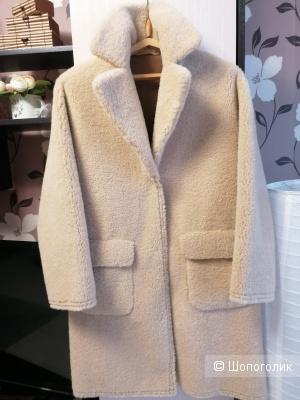 Двустороннее пальто, Mango, размер s, российский 44